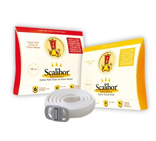 Scalibor, collar antiparasitario