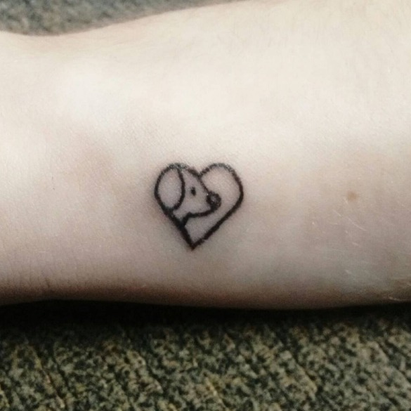 tattoos perros